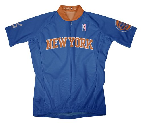 caab80a19 NBA New York Knicks Men s Short Sleeve Cycling Away Jersey