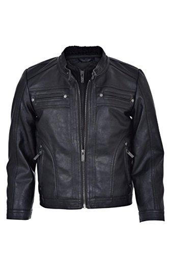 Zip Front Chore Coat - 4