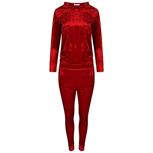 Get The Trend - Chándal - para mujer RED CRUSHED