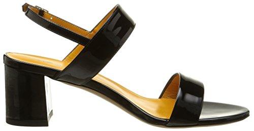 Atelier Mercadal 5395/t 50 - Sandalias de vestir Mujer Negro - Noir (Vernis Noir)
