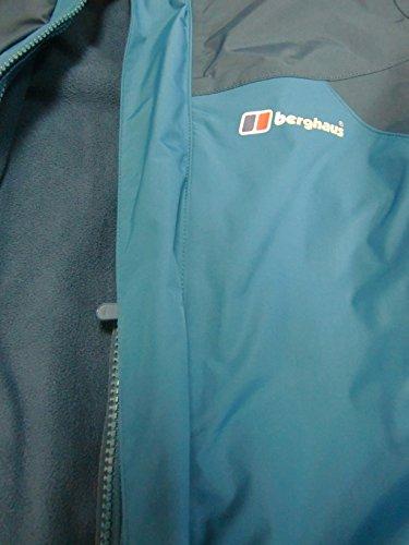Berghaus mujer Blencathra 3-in-1 chaqueta de invierno Blue 38