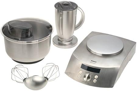 Bosch MUM7400 - Robot de cocina (6,3 L, Acero inoxidable, 700 W, 255 mm, 370 mm, 110 mm): Amazon.es: Hogar