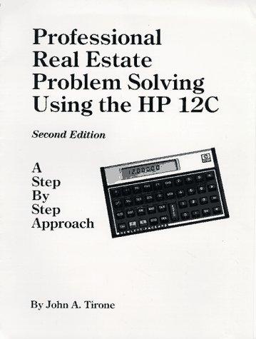 Hp 12c Calculator Manual - 3