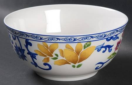 Flowers Coupe Cereal Bowl - 3