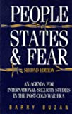 People, States and Fear, Barry Buzan, 0745007201