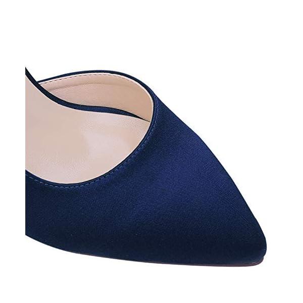 ElegantPark - Zapato fiesta azul marino