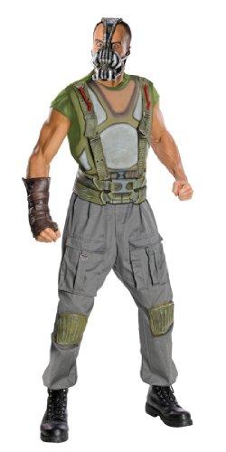 Classic Bane Costumes (880670 (XL) Adult Bane costume)