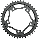 Vortex 452AS-45 Black 45-Tooth 520-Pitch Steel Rear Sprocket