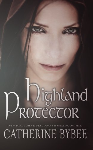 book cover of Highland Protector