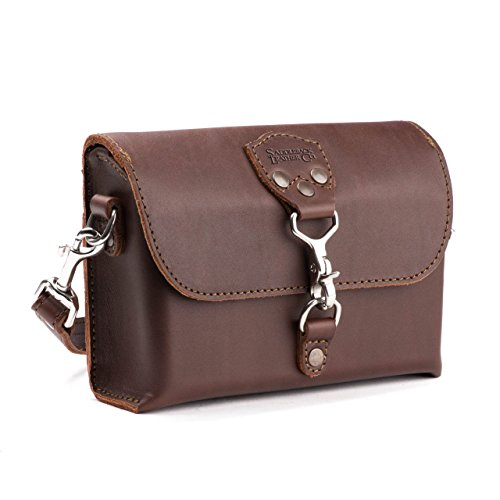 Saddleback Leather Clutch Purse - 100 Year Warranty by Saddleback Leather Co.