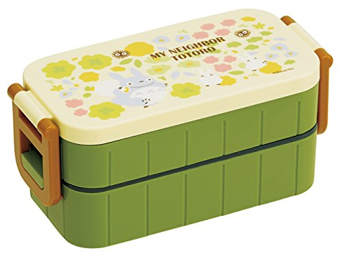 (Skater 2-stage lunch box 600ml My Neighbor Totoro)