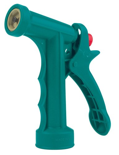 5 Pack - Gilmour Plastic Shatterproof Body Pistol Grip Watering (Pistol Nozzle)