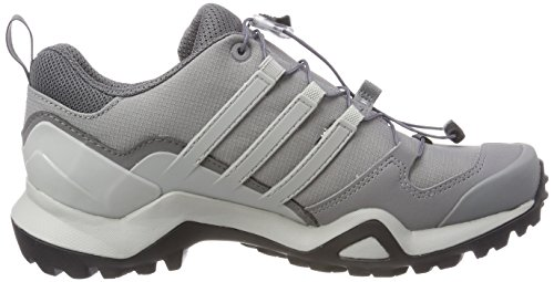 adidas Women's Terrex Swift R2 GTX Cross Trainers, Grey, 9 UK Grey (Grey Three/Grey Two/Chalk Coral Grethr/Gretwo/Chacor)