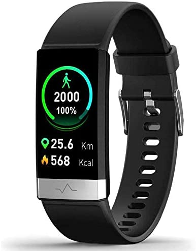 MoreProfessional Heart Rate Monitor Blood Pressure Fitness Activity Tracker with Low O2 Reminder, IP68 Waterproof Smart Watch with HRV Sleep Health Monitor Smartwatch for Android iOS Phones