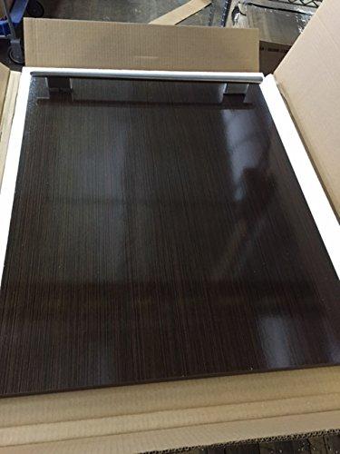 Asko Dishwasher Door panel Kit D/W luxury Decorative Wood w/Handle by ASKO (Image #5)