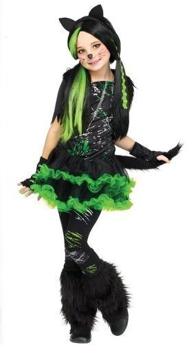Kool Kat Child Costume - Small -