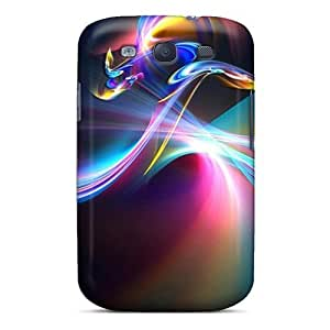Anti-scratch And Shatterproof Nice Phone Case For Galaxy S3/ High Quality Tpu Case
