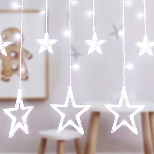 Patio Door Christmas Lights in US - 9