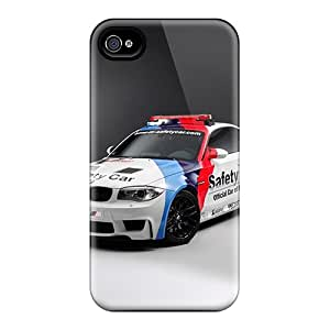 Cute High Quality Iphone 4/4s Bmw 1m Safety Car Case