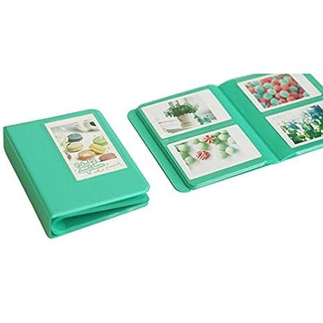 Amazon.com: Fuji Instax Photo Album Cheki 63+1 Pocket ...