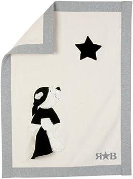 sigikid 48016 - Rock Star -Blanket 100x75