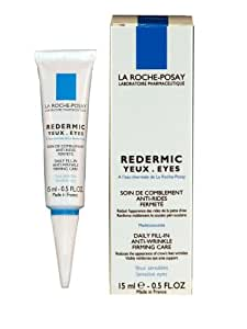 La Roche-Posay Redermic Daily Fill-in Anti-wrinkle Firming Care For Eyes , .5-Ounce Boxes