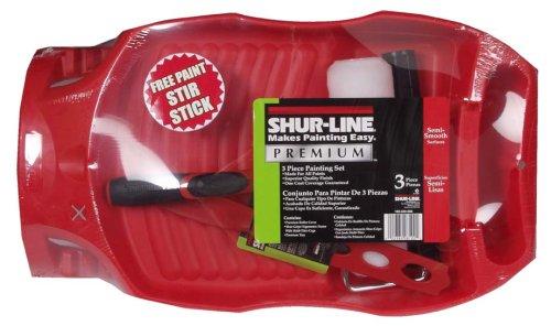UPC 022384081048, Shur-Line 08104 6 PC Premium Tray Set