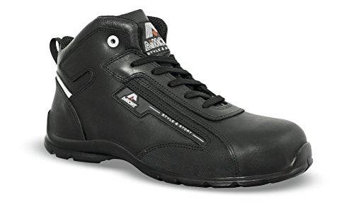 Chaussures de sécurité LIBERATOR cuir noir - 7MT24 - 40