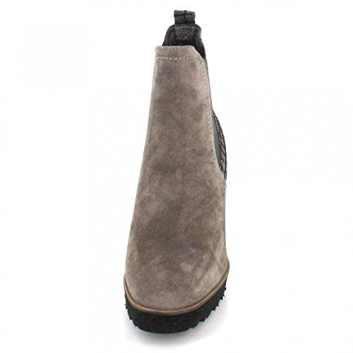 Maripe Stiefelette , Farbe: Grau