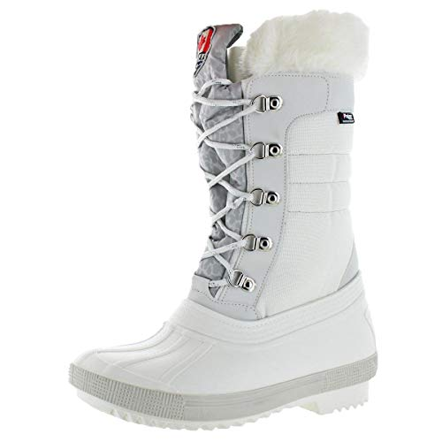 Boot White 9 ()