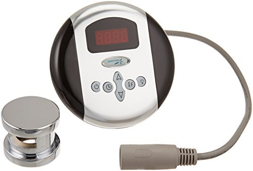 Steam Spa OAPKCH Oasis Accessory Bundle for Steam Generator, Chrome - Oasis Accessory Bundle