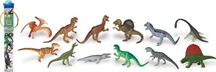 Carnivorous Dinos TOOB Safari Ltd
