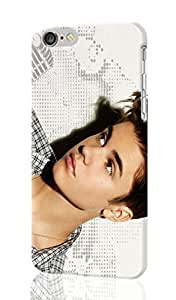 iPhone 6 Case 3D - Justin Bieber Quotes Patterned Beauty Skin Hard 3d Case Cover for Apple iPhone 6 with 4.7 inches - Haxlly Designs Case