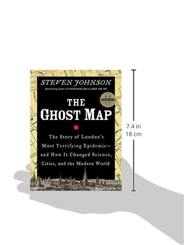 The Ghost Map: Amazon.co.uk: Steven Johnson, Alan Sklar ... on
