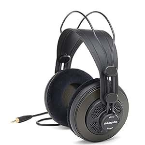 Samson SR850 Semi-Open-Back Studio Reference Headphones