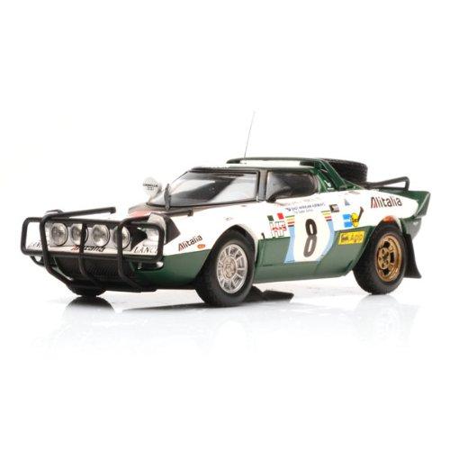 1/43 Lancia Stratos HF (#8) 1975 Safari