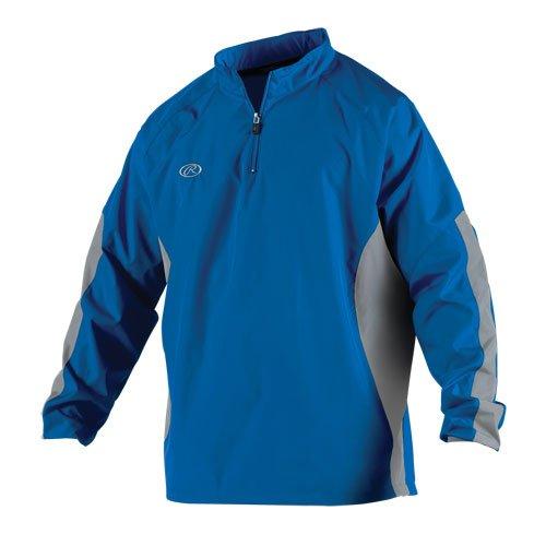 Rawlings Long Sleeve Pullover - 3