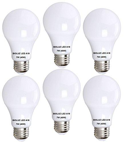 Bioluz LED Equivalent Premium 6 Pack product image