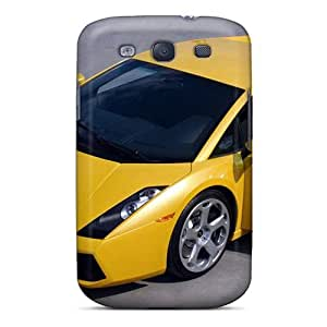 AnnetteL Design High Quality Lamboghini Cover Case With Excellent Style For Galaxy S3