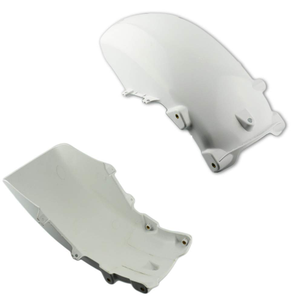 ZXMOTO Left and Right Side front fairing cover for HONDA GoldWing 1800 GL1800 Unpainted