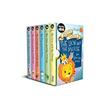 Aesop's Fables Box Set 1: The Lion and the Mouse and Other Stories