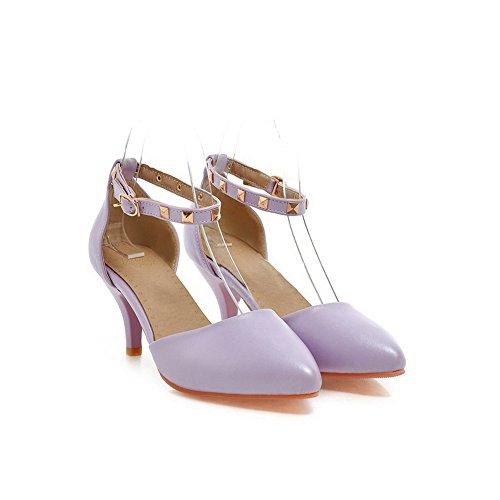 Adee , Damen Sandalen, Violett - violett - Größe: 38