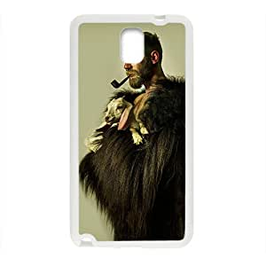 Zero Smoke Golodnyie Igry Design Pesonalized Creative Phone Case For Samsung Galaxy Note3