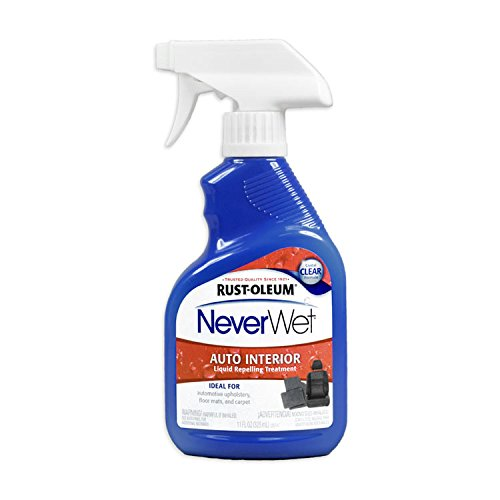 Rust-Oleum 280884 NeverWet 11-Ounce Auto Interior Spray, Clear by Rust-Oleum