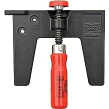 Bessey PVA Lead Screw Adjustable Flooring Edge Spacing Tool, Red/Black