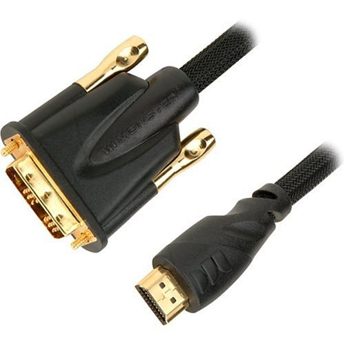 (Monster HDMI400/DVI-2M HDMI to DVI Cable (2 meters) (Discontinued by Manufacturer) )