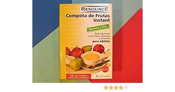 NESTLE Meritene compota de frutas 20 raciones