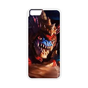 iPhone 6 4.7 Inch Cell Phone Case White Defense Of The Ancients Dota 2 SLARK 002 KQ3496093