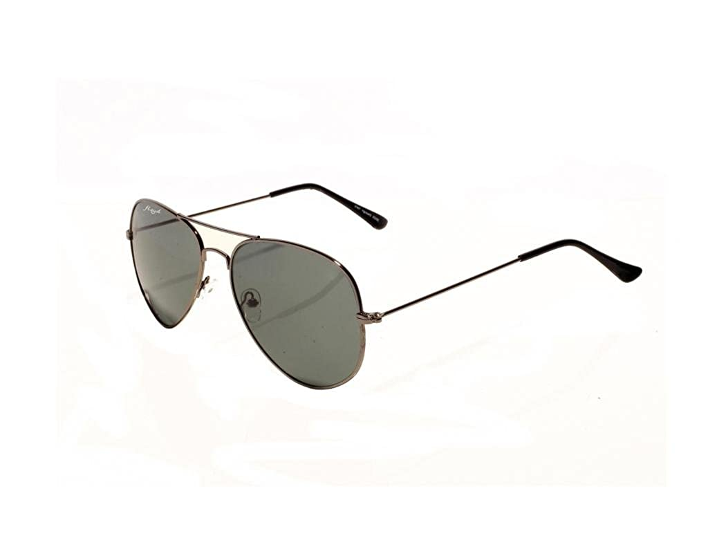 1999455fbe9c Floyd Aviator Sunglasses (3025_G.MTL_GRAY): Amazon.in: Clothing &  Accessories