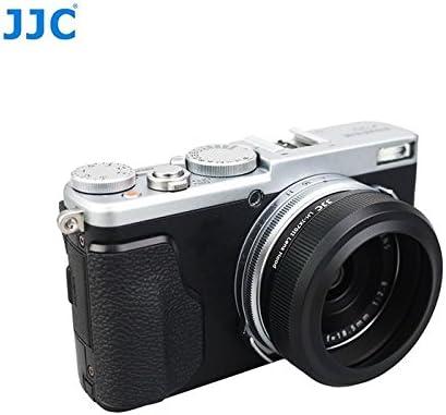 Jjc Lh Jx70ii Schwarz Gegenlichtblende Inkl Kamera